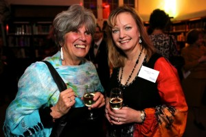 Guests Anne Fitzpatrick and Christine St. John