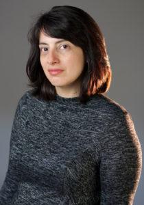 Rebecca Păpucaru<br> Photographer: Beatrice Thomassin Demers Alexia Cassidy